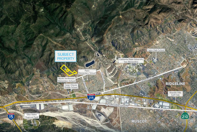 66 Approved Single-Family Lots in San Bernardino