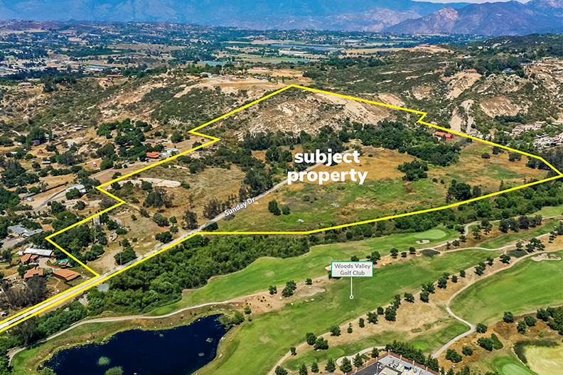 Butterfield Trails Ranch — 71 Single-Family Lots in Valley Center
