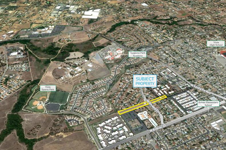 5 Lot Subdivision — Vista, CA