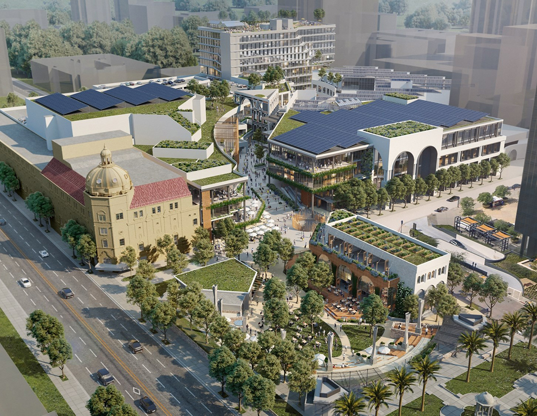 From Mall to Life Science: A Rising Trend