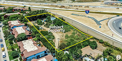Land Team Sells 1.10 Acres for Over $1M