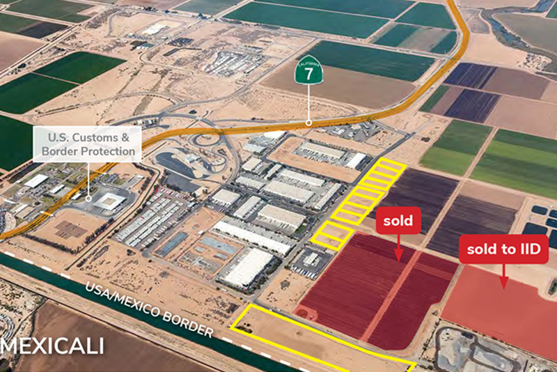 Industrial Land - Opportunity Zone (1.28-8.76 Acres)