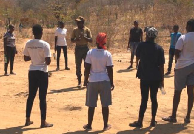 Akashinga recruitment in Songo advances and so does IAPF's impact.