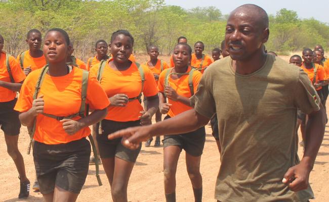 Akashinga Training Kicks Off with Excitement in Songo