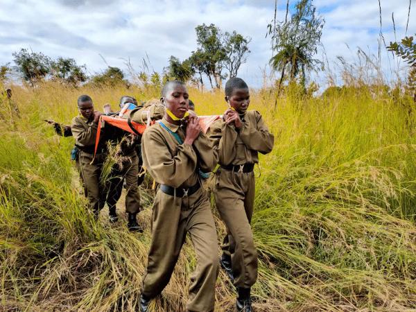We're pleased to announce the graduation of 71 new Akashinga rangers.