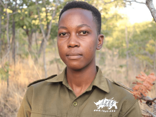 On World Ranger Day, meet Margaret Darawanda, a dedicated Akashinga Ranger.
