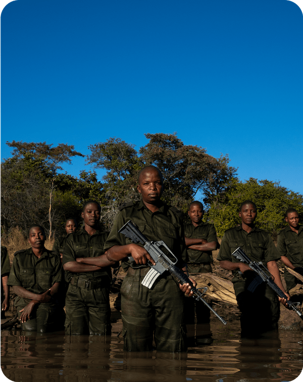 Akashinga Rangers Force