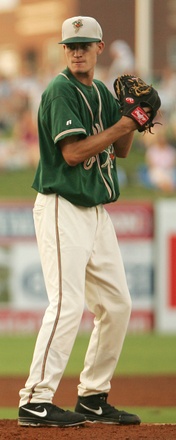 Andrew HeaneyImage from MiLB.com