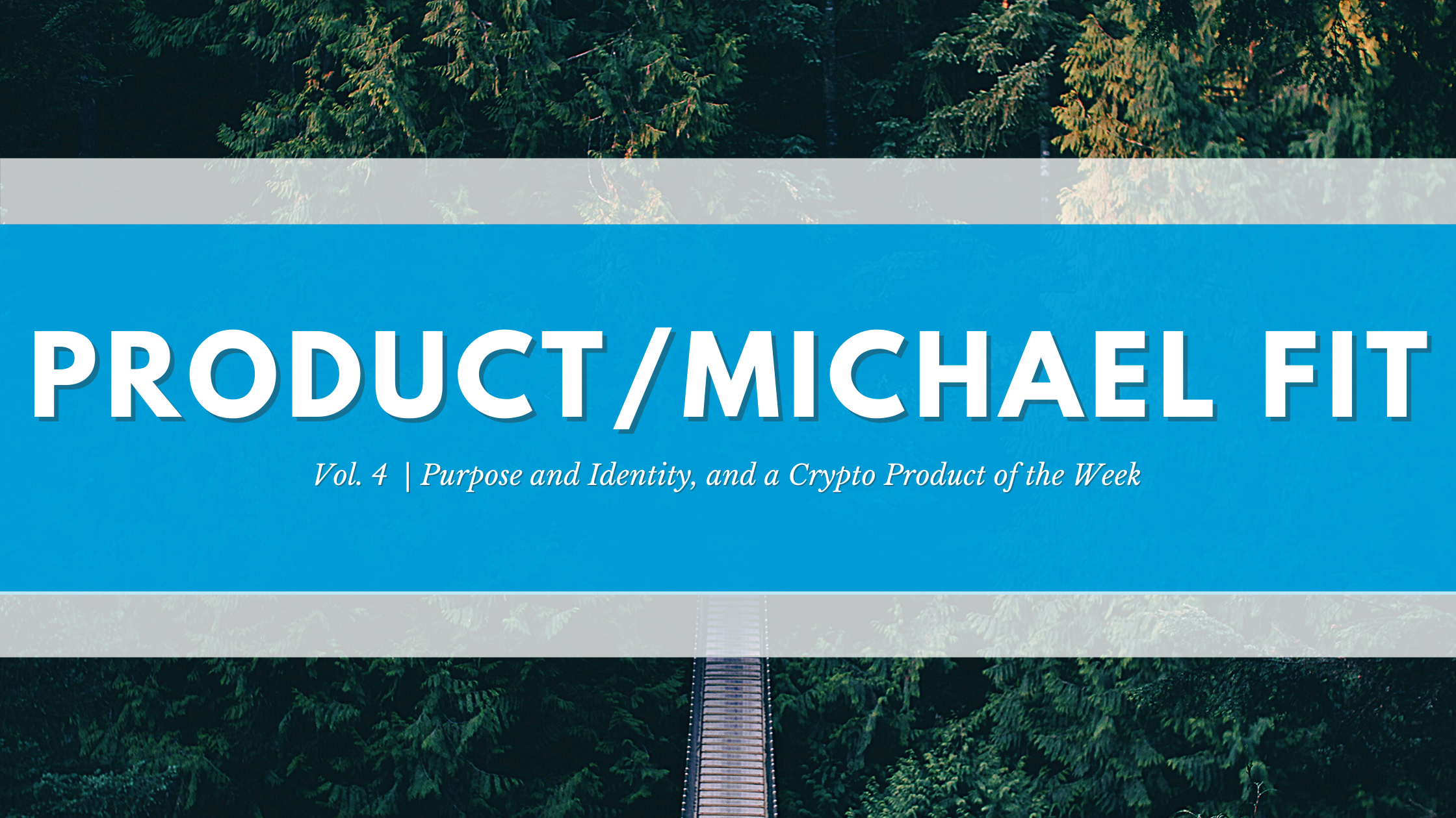 Product/Michael Fit: Vol 4 | 11/29/20