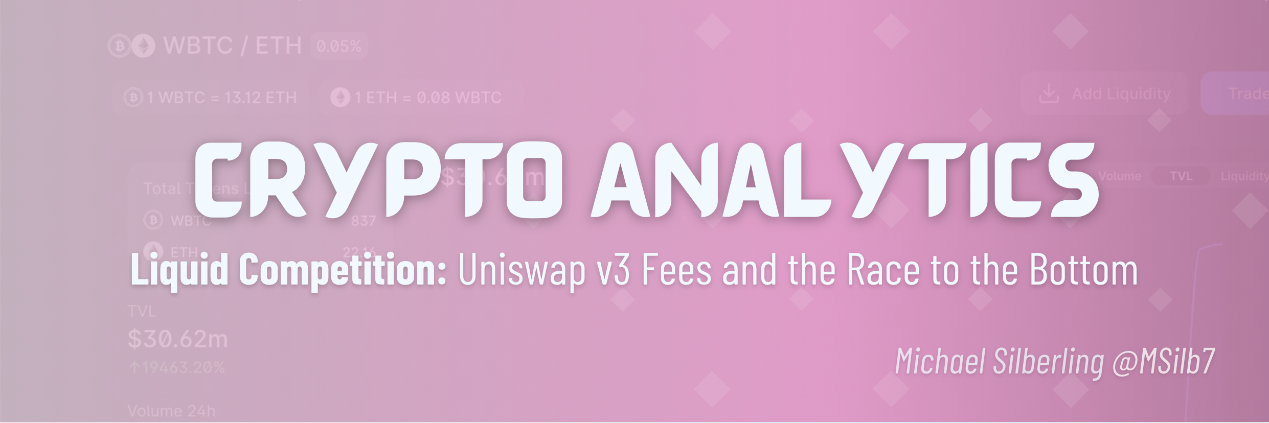 Liquid Competition: Uniswap v3 Fees and the Race to the Bottom