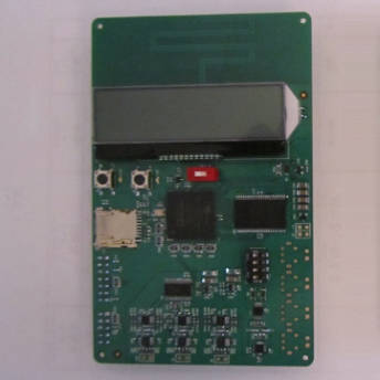 ultrasound and sub GHz RF board designed by ePiccolo