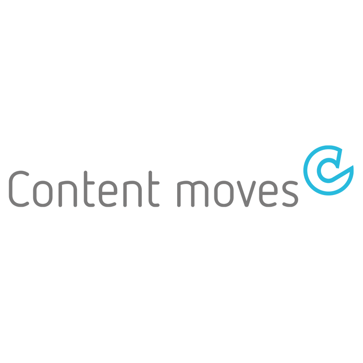 Content moves
