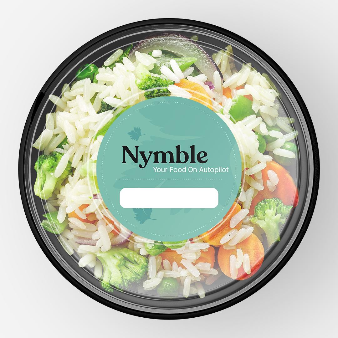 Nymble Ingredient Sticker