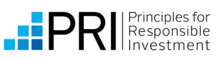 PRI Principles for Responsible Investment
