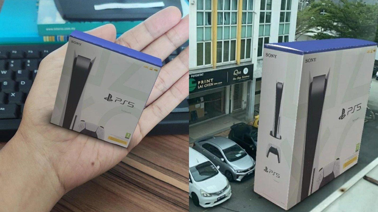 PS5 AR Filter