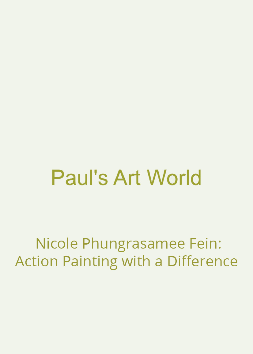NPF: Action Painting with a Difference