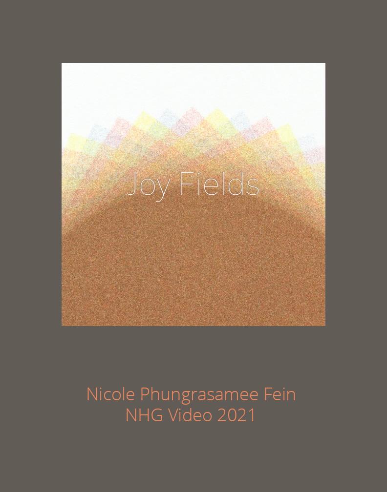 Joy Fields NHG video 2021