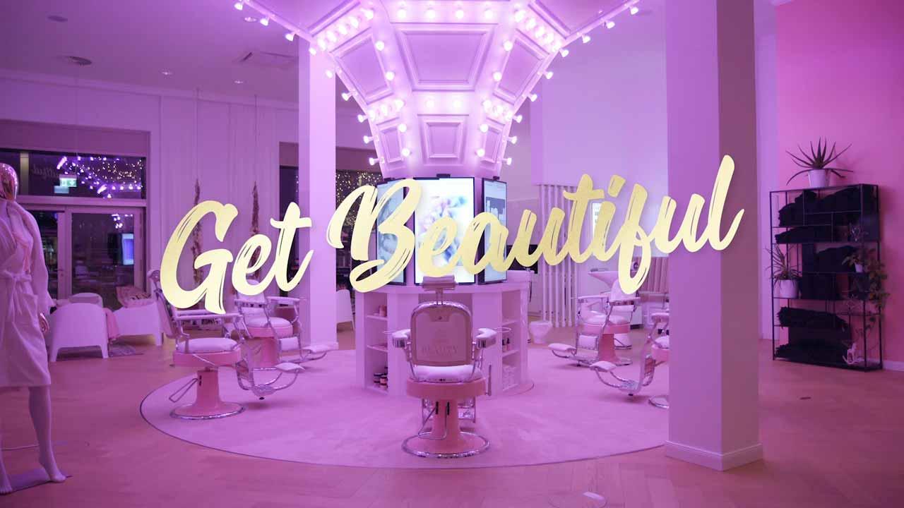 Videoproduktion Beauty Carousel - MU Videoagentur