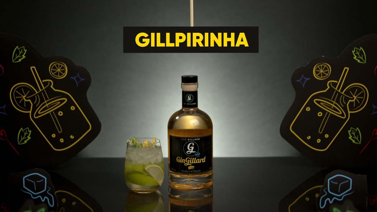 GinGillard Produktvideo - Gillpirinha Thumbnail
