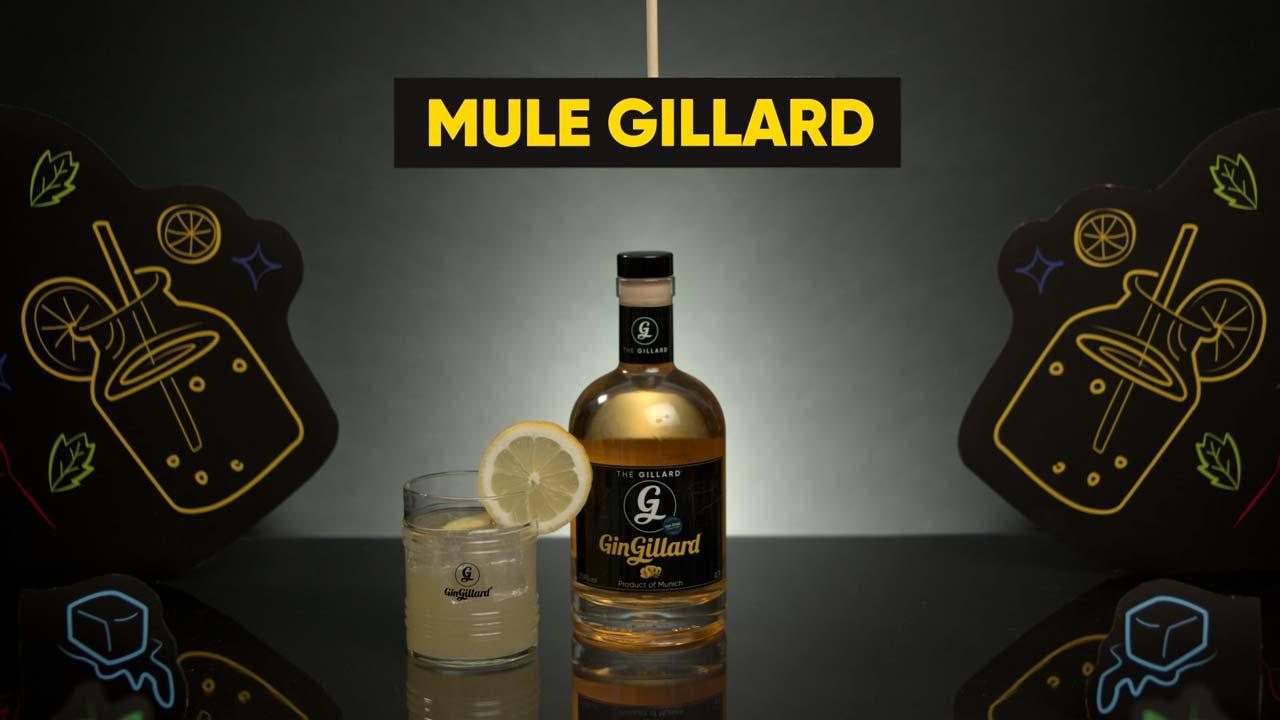 GinGillard Produktvideo - Mule Gillard Thumbnail