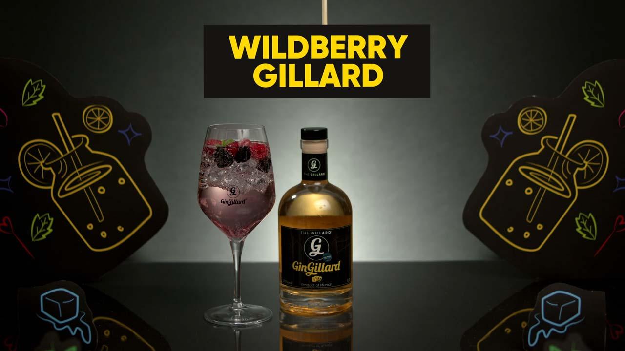 GinGillard Produktvideo - Wildberry Gillard Thumbnail