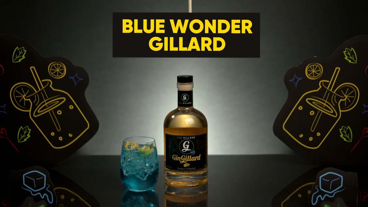 GinGillard Produktvideo - Blue Wonder Gillard Thumbnail