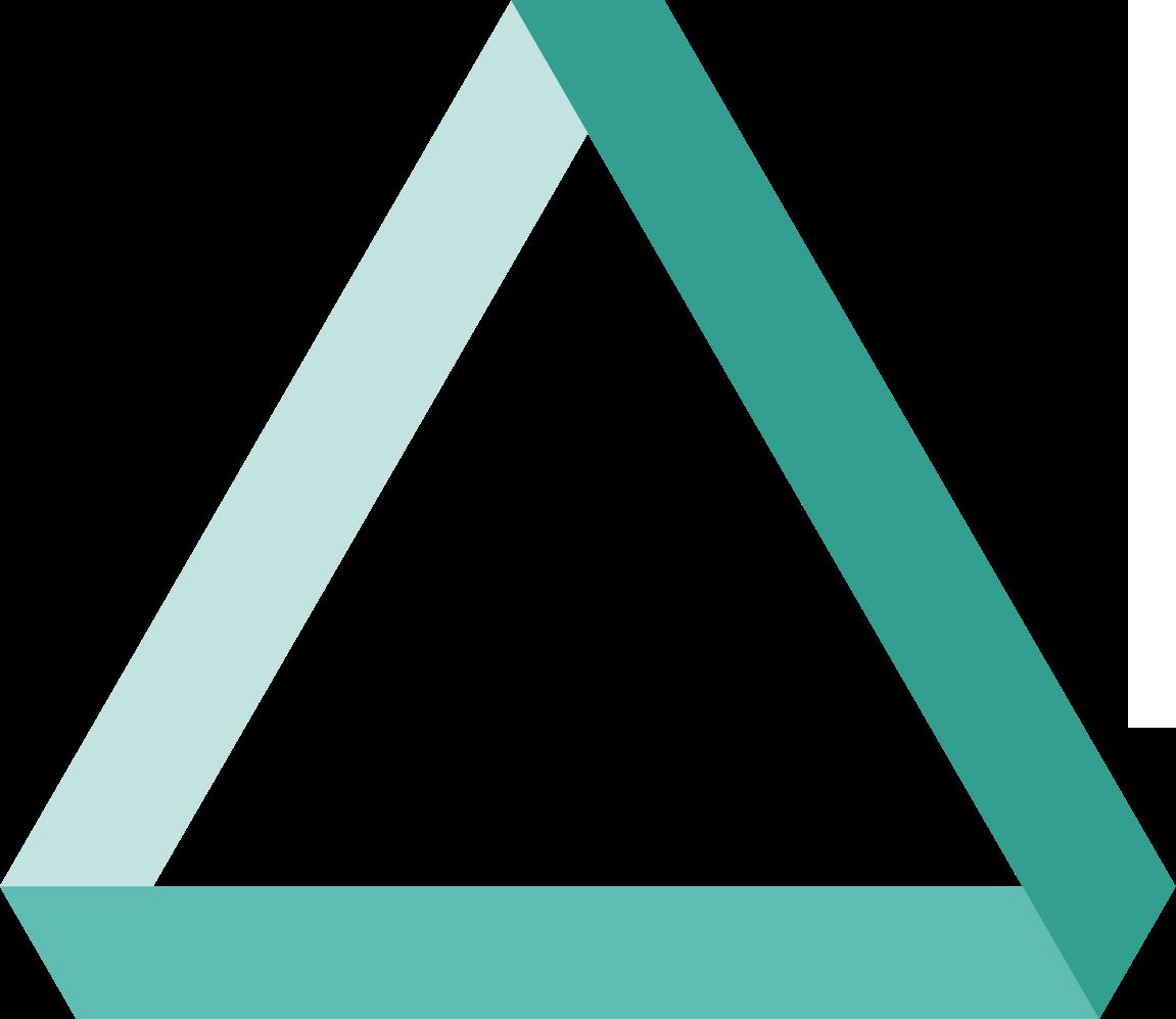 Tria Dreieck / Triangle Logo