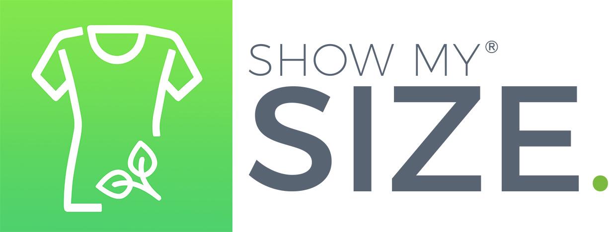 Show my Size logo