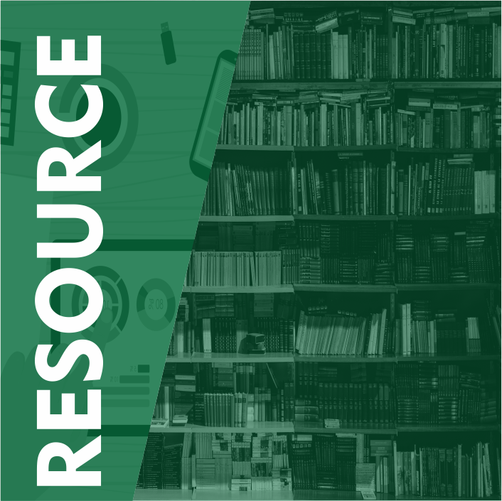 Resource library icon