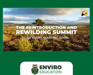Reintroduction and Rewilding Summit