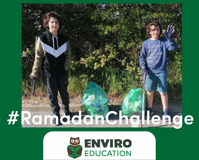 @LKickers Ramadan Challenge