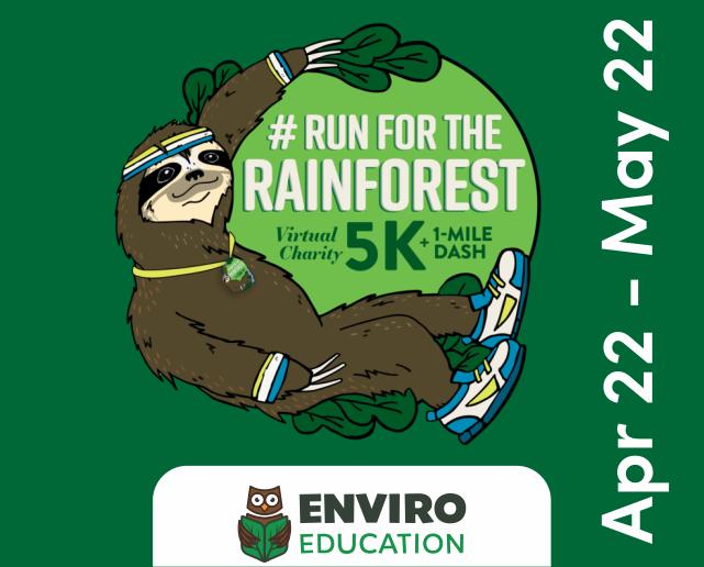 @AlexcollinsWaC urges you to #RunfortheRainforest