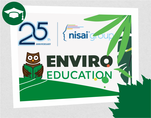 Nisai Group joins forces with Enviroeducation