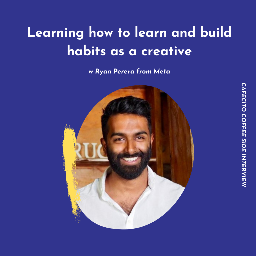 Ever wondered how to stay a life long learner? Ryan Perera takes a deep dive in this short chat.