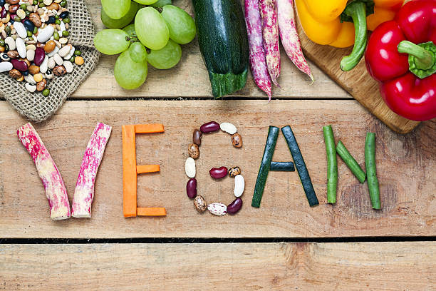 vegetable letters