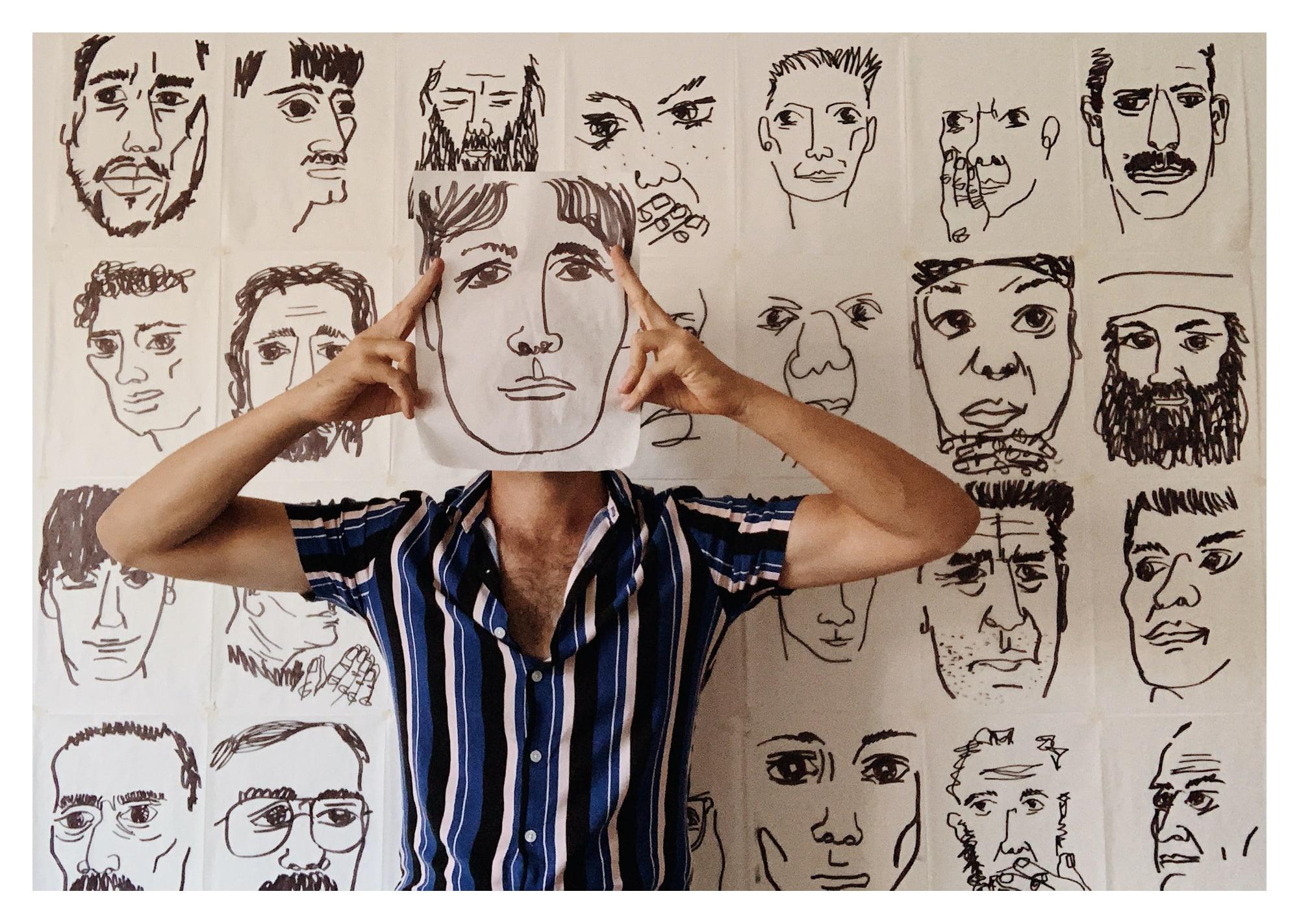 Art piece by Francisco Costa