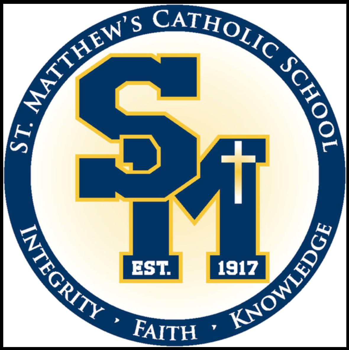 St. Matthew's School Logo