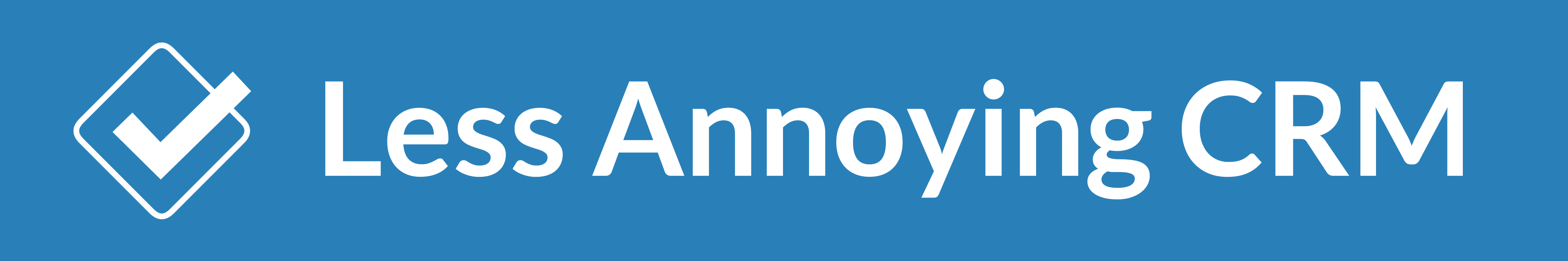 Less Anoying CRM logo