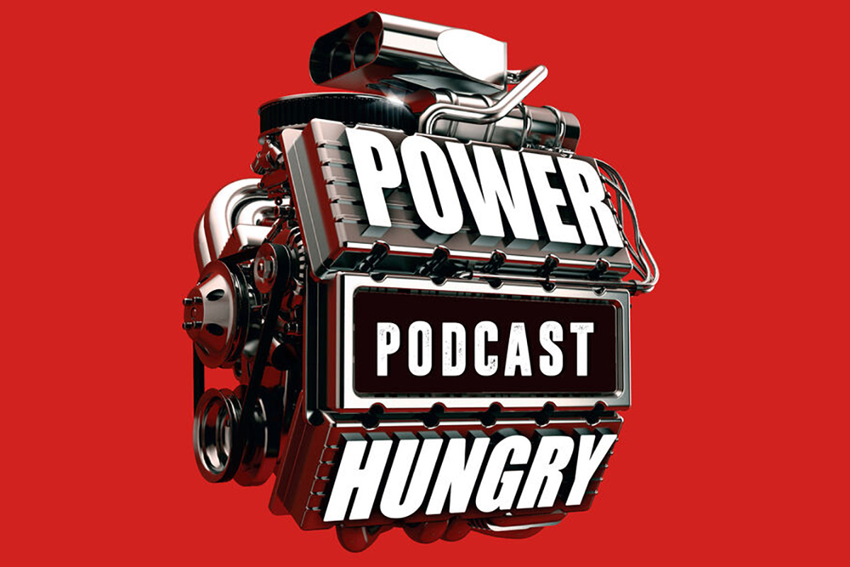 The Power Hungry Podcast: Season 1 Episode 6