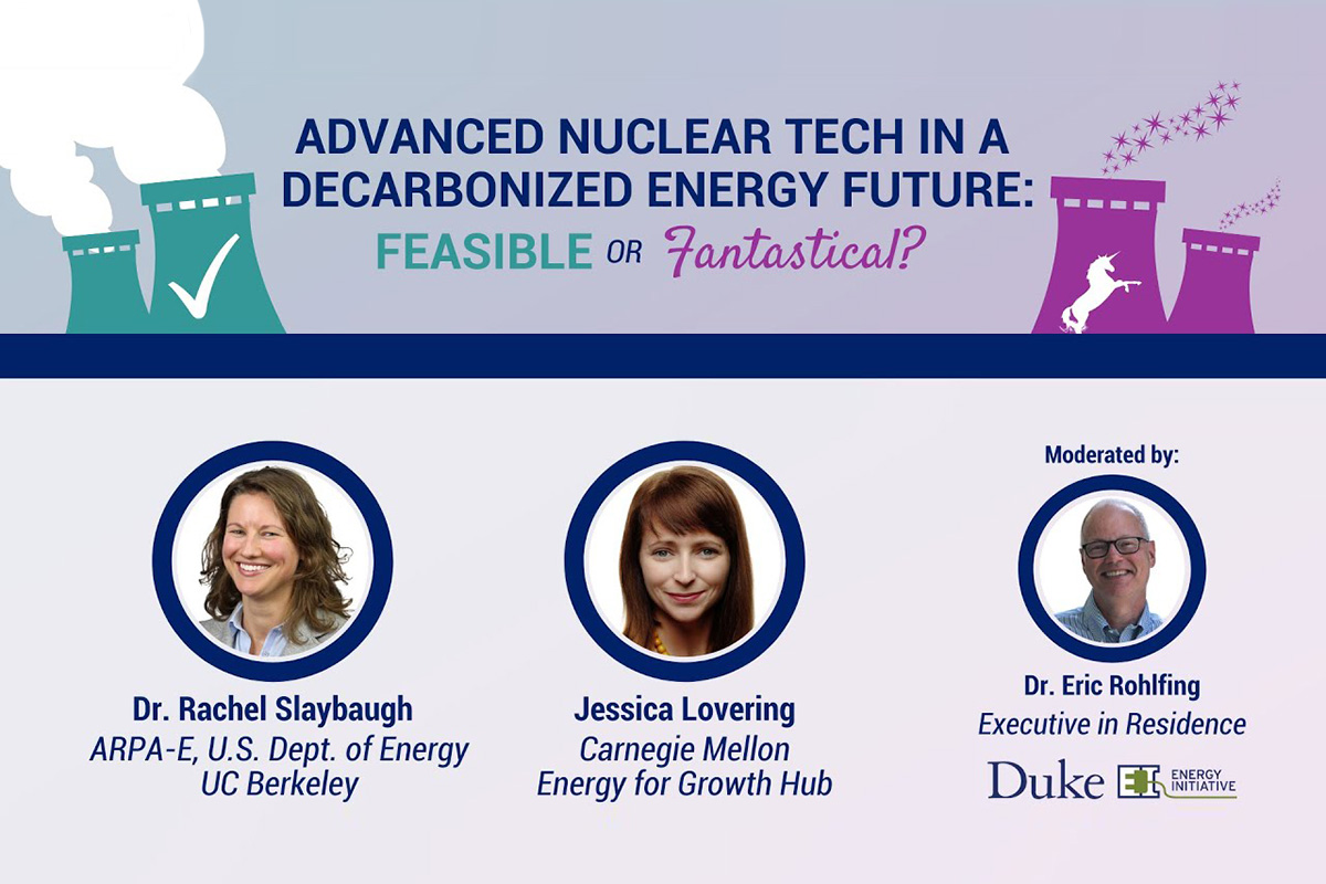 Advanced Nuclear Tech in a Decarbonized Energy Future: Feasible or Fantastical?