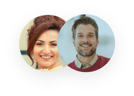 Candidate avatars