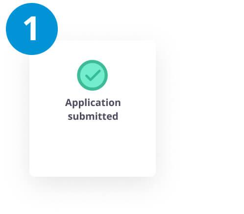 Licensing steps 1