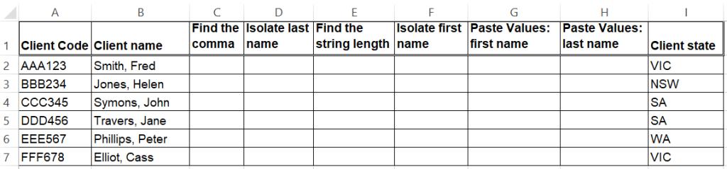 Image 2 Excel - Added Columns