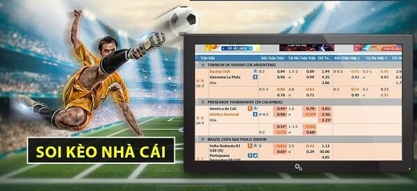 tỷ lệ (kèo) bóng đá 88 từ keonhacai