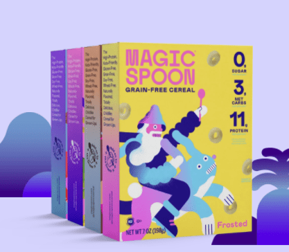 Magic Spoon Keto Cereal