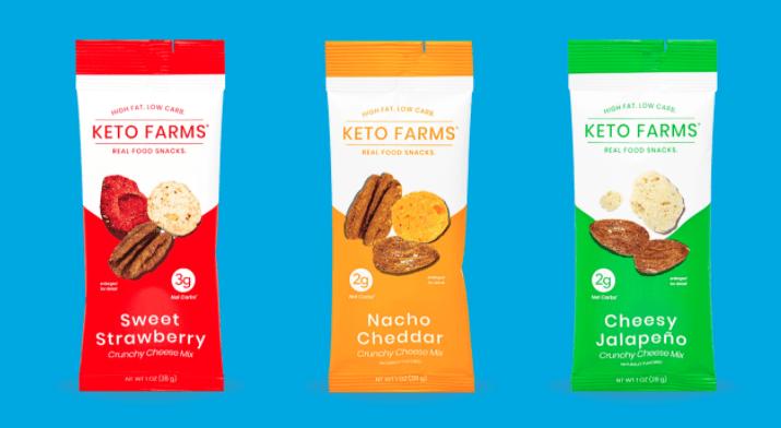 Keto Farms Snack Packs