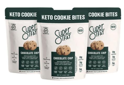 SuperFat Keto Cookies