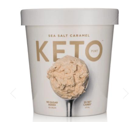 Keto Pint Ice Cream