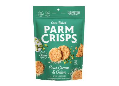 Parm Crisps at Kroger