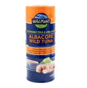 Wild Planet Canned Tuna